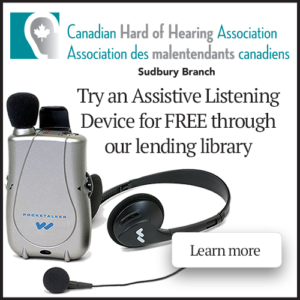 Assistive listening devices lending library clickable image